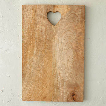 Made with Love Cutting Board
