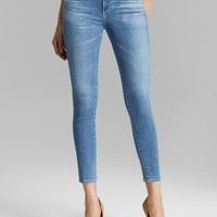 AG Adriano Goldschmied Jeans - Legging Ankle in 19 Years
