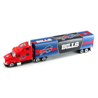 2012 Tractor Trailer 1:80 Scale Diecast - Buffalo Bills
