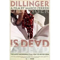 Dillinger Is Dead 11x17 Movie Poster (1969)