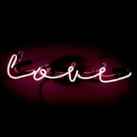 Oliver Gal Love Neon Sign | Nordstrom