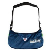 DCCK8X2 Seattle Seahawks NFL Team Jersey Purse