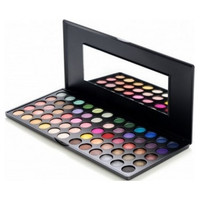 BH Cosmetics 60 Color Eye Shadow Palette, Day and Night, 1.37oz. by BH Cosmetics