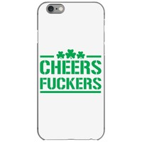 cheers fckers iPhone 6/6s Case