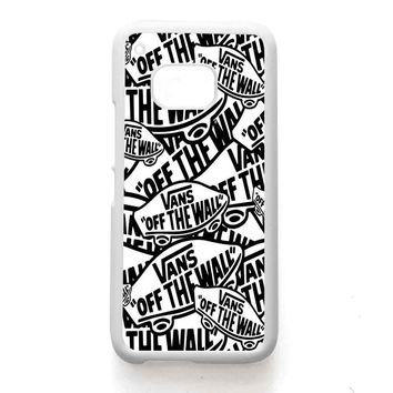 Vans Off The Wall HTC One Case Available For HTC One M9 HTC One M8 HTC One M7