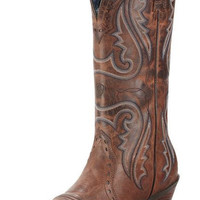 Ariat Heritage X-Toe Sassy Brown Boots