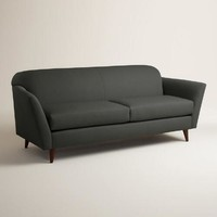 Textured Woven Jorna Upholstered Sofa