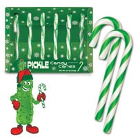 Pickle Candy Canes