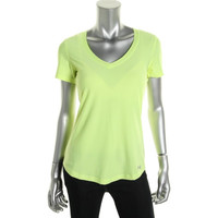 Under Armour Womens V-Neck Fitted T-Shirt