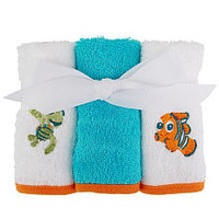 Disney Baby Nemo 6-Pack Washcloths