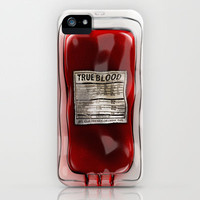 ...bite your friends or drink this!  iPhone & iPod Case by Emiliano Morciano (Ateyo)