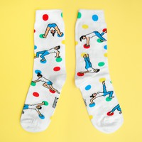 Coucou Suzette Twister Socks
