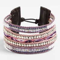Nakamol Design Beaded Friendship Bracelet