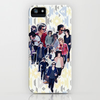 Harry Styles Heart iPhone & iPod Case by Valerie Hoffmann || One Direction