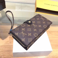 Louis Vuitton LV Leather Wallet