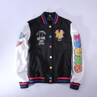On Sale Hot Deal Sports Embroidery Jacket Cool Baseball [211443154956]