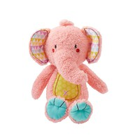 Baby Starters Elephant Plush Toy (Pink)