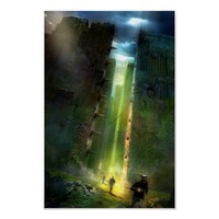 The Maze Runner Poster from Zazzle.com