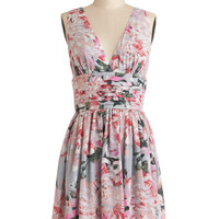 Pretty and Picturesque Dress