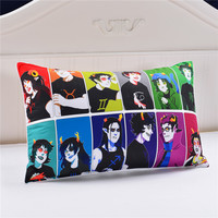 Homestuck Cartoon Pillow Case the Blaze and the Monster Machines Pillowcase Cover Cartoon Bedding 1 Piece 50cmx75cm