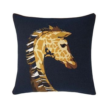 Harriet Nuit Decorative Pillow by Iosis