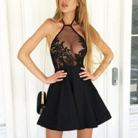 Catalina Chic Party Dress
