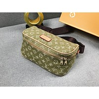 LV hot selling ladies' make-up bag fashionable printed shopping shoulder bag #1