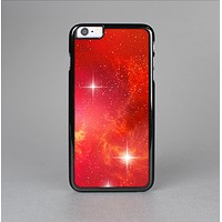 The Glowing Red Space Skin-Sert for the Apple iPhone 6 Skin-Sert Case