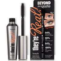 they're real! lengthening mascara   Benefit Cosmetics