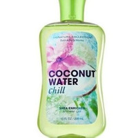 NEW Bath & and Body Works Shower Gel Coconut Water Chill 10oz/ 295ml