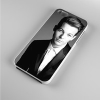 Louis Tomlinson One Direction BW Iphone 5s Case