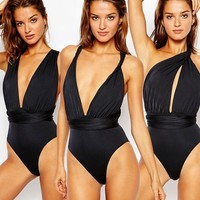 ASOS Multiway Swimsuit at asos.com