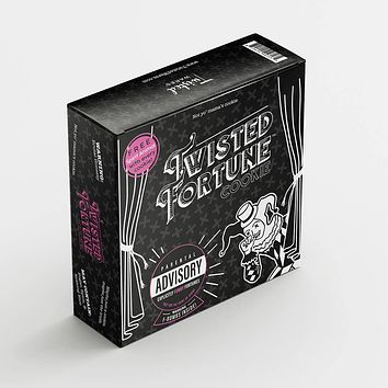 Twisted Fortune™ Box Of 10 Cookies