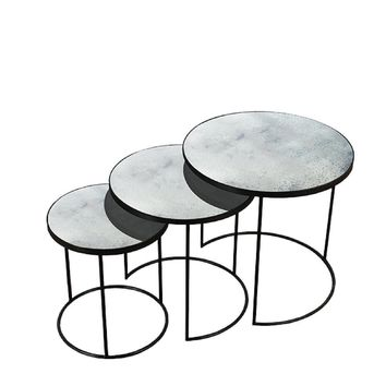 Nesting Side Tables - Set of 3