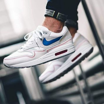 Nike Air Max 1 Centre Pompidou Men's running shoes at Crystal bottom