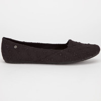 Volcom Game On Womens Shoes Black/Black  In Sizes