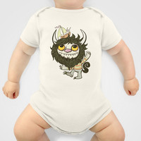 An Ode To Wild Things Baby Clothes by Craig Watkins