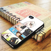 Hiro Baymax How To Train Dragon 2 iPhone 5 | iPhone 5S Case