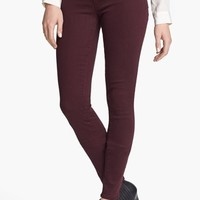 MARC BY MARC JACOBS 'Stick' Colored Skinny Stretch Jeans (Wine Tasting) | Nordstrom