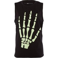 Fingers To The Bone Muscle | TANK