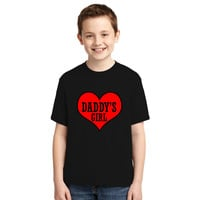 Daddy's Girl Youth T-shirt