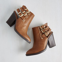 Boho Citywide Open Spaces Bootie by ModCloth