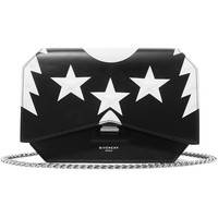 Givenchy - Bow Cut printed leather shoulder bag