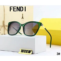 FENDI Newest Fashion Casual Summer Shades Eyeglasses Glasses Sunglasses 3#