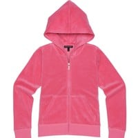 Logo Velour Juicy Couture Original Jacket by Juicy Couture,