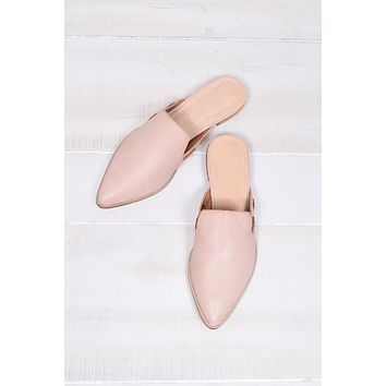Taylor Slip On Mule - FINAL SALE