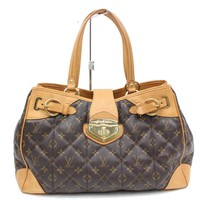 Authentic Louis Vuitton Hand Bag Shopper Monogram Etoile M41433 170855