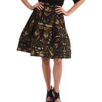 McQ Puff Skirt Butterfly Camouflage - Zappos.com Free Shipping BOTH Ways