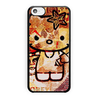 Obey Hello Kitty Design Love Cute iPhone 5C Case