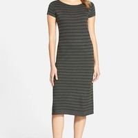 Women's cupcakes and cashmere 'Catalina' Stripe Midi Dress ,